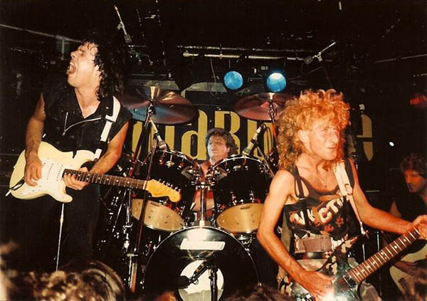 Live at the Marquee Club, London
